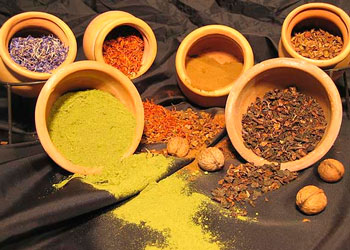 Herbal colorants